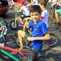 Pedalada da Infância e Adolescência Missionária