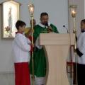 IAM celebra primeira missa em Sapezal