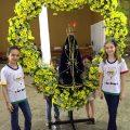 Infância missionária celebrou o dia da Padroeira