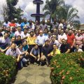 Seminaristas do curso de Teologia se reúnem em retiro