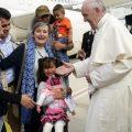 Papa Francisco orienta ação da Igreja junto aos migrantes