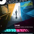 Comise e Faculdade Católica realizará 3ª Semana Missionária