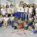 Pastoral da Aids realiza formação em Poxoréo