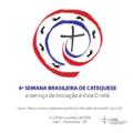 Lançada logomarca da 4ª Semana Brasileira de Catequese