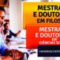 Faculdade Católica de Mato Grosso e Unisinos oferecem mestrado e doutorado