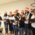 Celebração de Natal encerra o ano de atividades na sede da CNBB, em Brasília
